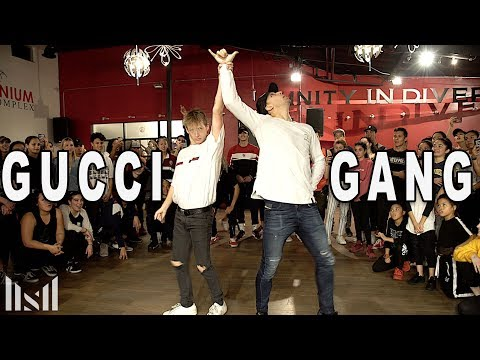 GUCCI GANG  Lil Pump Dance  Matt Steffanina X Josh Killacky