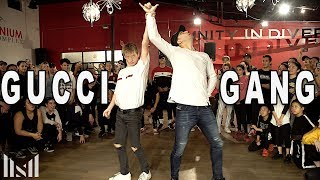 GUCCI GANG - Lil Pump Dance | Matt Steffanina X Josh Killacky thumbnail