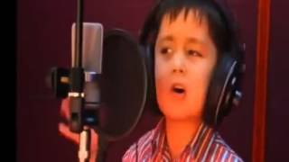 2013 New Music Uzbek boy of 4 years Узбекский маль