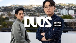 DUOS: Crown and CoreJJ (2019)