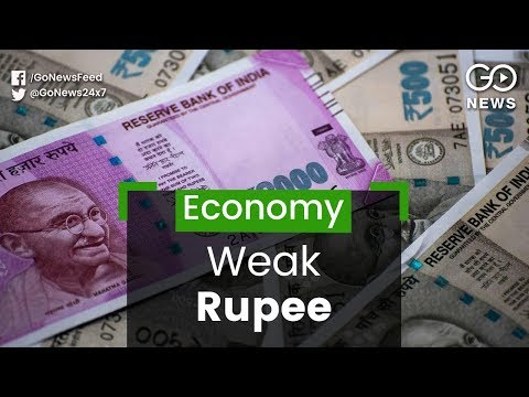 Rupee: Weak Performance