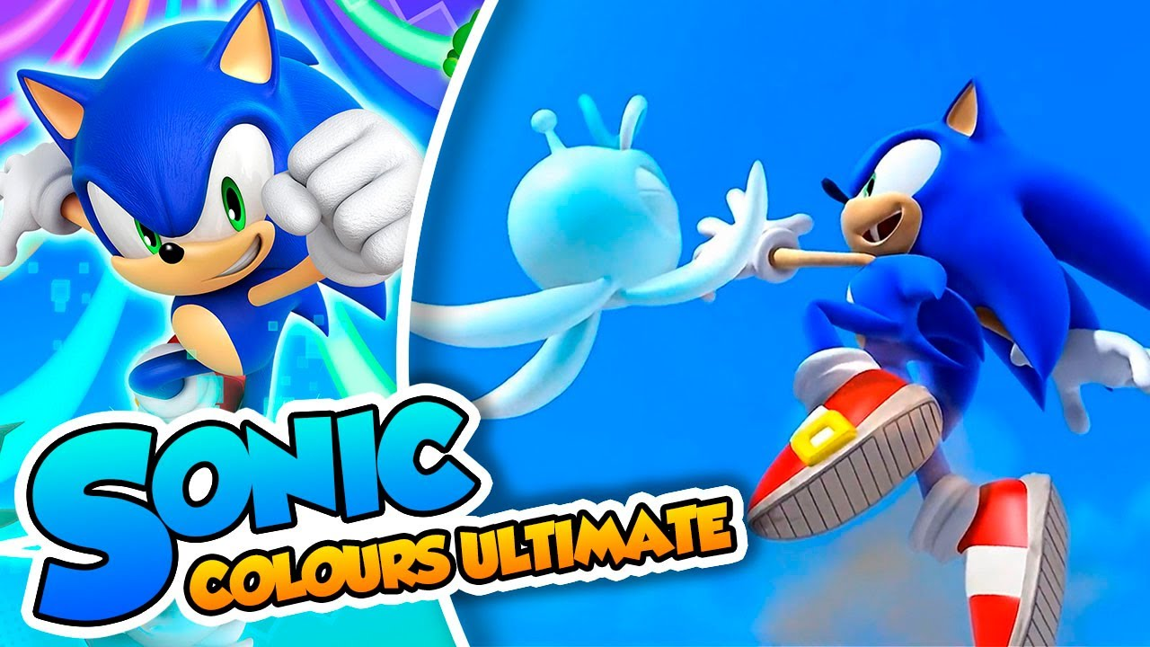 ¡Sois libres! - #07 FINAL - Sonic Colours Ultimate (PS5) DSimphony