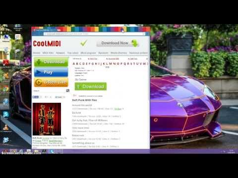 how to download songs for synthesia