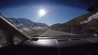 Scenic Drive to Mt Cook Trip July 2015 - New Zealand
