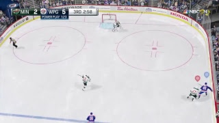 NHL 18 Versus Ep 2018 PLAYOFF BRACKET Wild vs Jets GAME 1