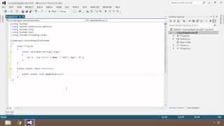 Advanced C#: 09 Extension Methods