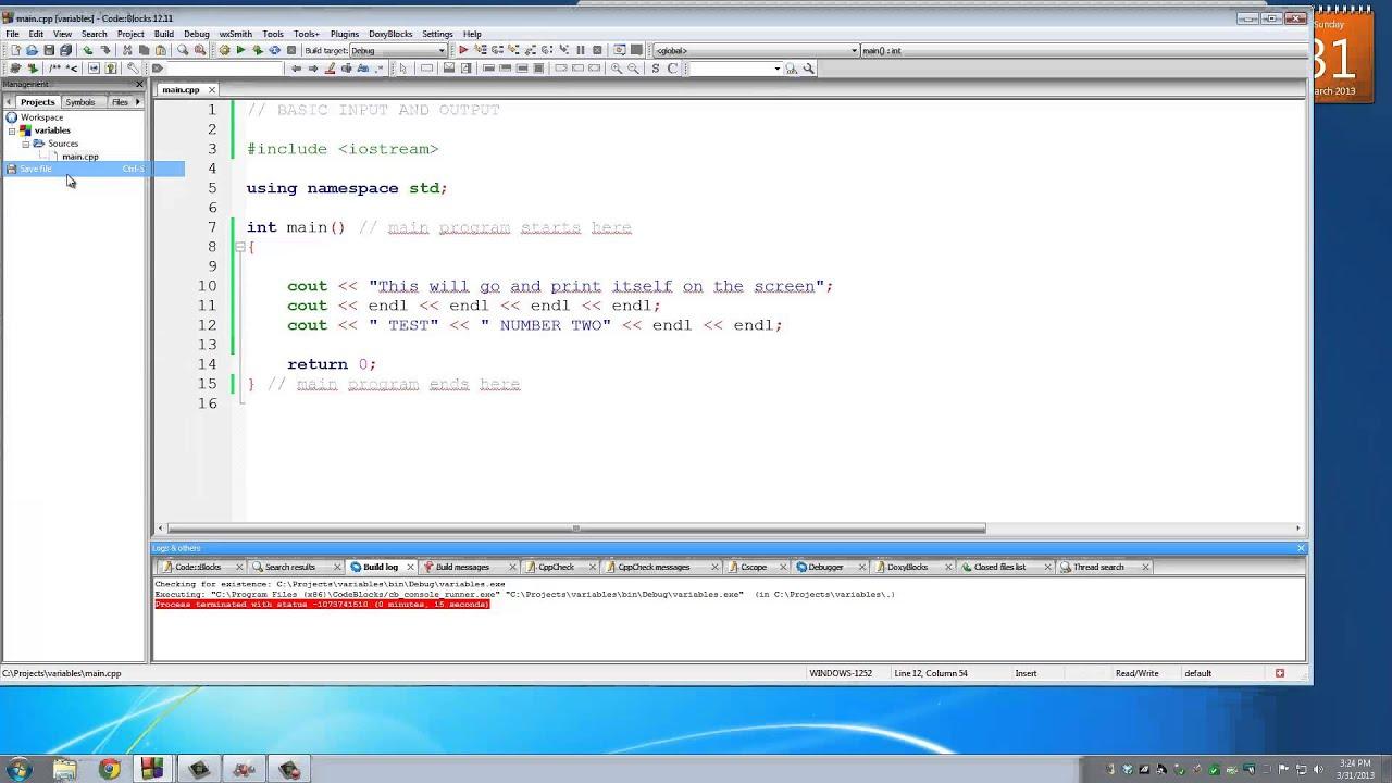 Dev-c++ Program Ends After Input