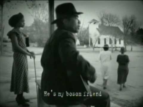 BLIND WILLIE JOHNSON - Trouble will soon be over  (1927)