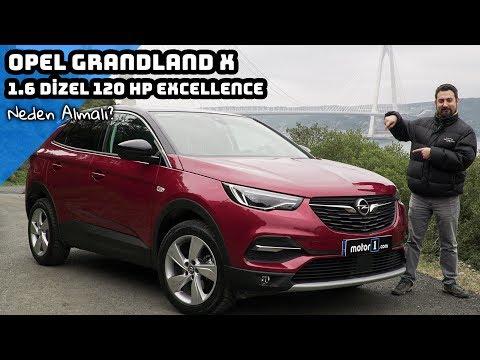 2017 Opel Grandland X 1.6 Excellence | Neden Almalı ?