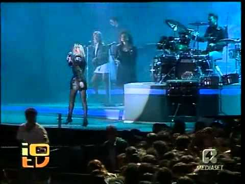 Eighth Wonder - Cross My Heart (Live @ Vota La Voce 1988\