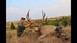 Badlands - Archery Mule Deer Hunt on Public Land 2017