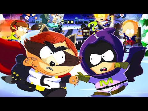 THE REAL HERO!! - South Park: The Fractured But Whole