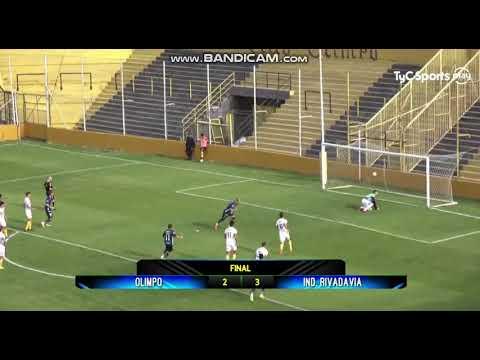 Los goles de Olimpo - Independiente Rivadavia (13/04/2019)