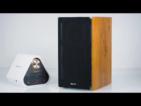 SoundBlaster X7 и E-MU EM7: готовый комплект Creative для гостиной