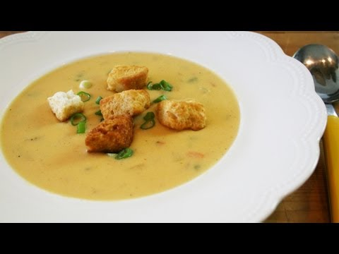 Beer-Cheese Soup recipe