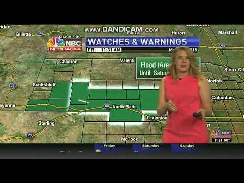 KNOP-TV - NBC Nebraska News 2 Midday Open - 5/18/2018