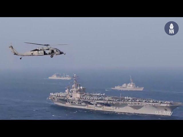 Naval News Monthly Recap - November 2020