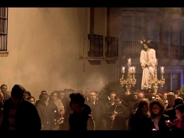 VÍDEO: El Víacrucis de Ntro. Padre Jesús Preso cierra el tercer viernes de Cuaresma en Lucena