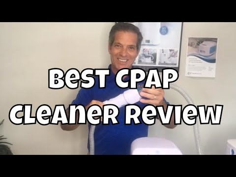 Best CPAP Cleaner Review [3 Basic Types Pros & Cons]