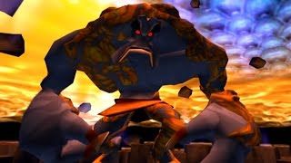 Rayman 3: Hoodlum Havoc - Final Boss: Reflux (No Damage)