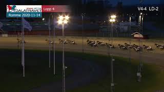 Vidéo de la course PMU PRIX BORLANGE TIDNINGS LOPP