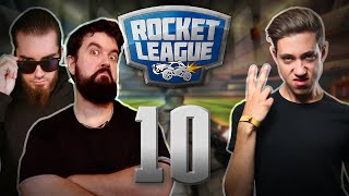 ES GEHT UM DEN SPIELSPAß | Rocket League | 10 feat. Bruugar & TheWolverous