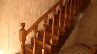 видео Установка лестниц