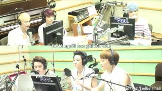 [Vietsub] D.O. sing Peter Pan, My Lady, Missing You - 130626 Sukira Radio