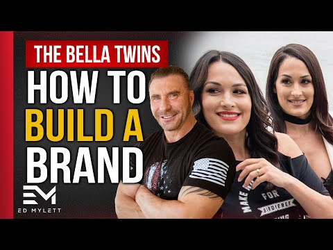 The Bella Twins - WWE Superstars - Interview with Ed Mylett