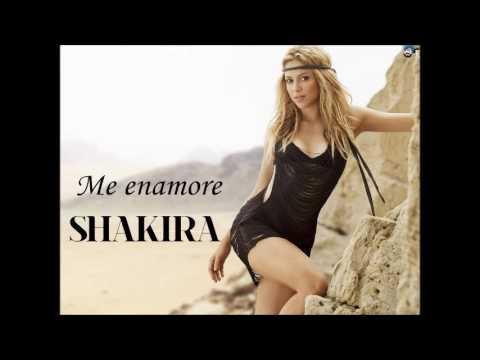 Me enamore Shakira Audio