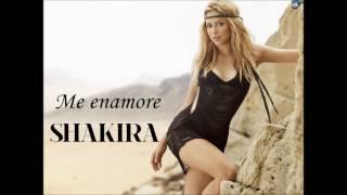 Me enamore Shakira (Audio )
