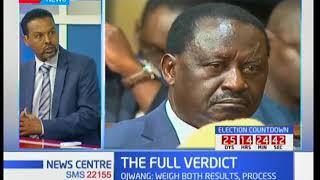 News Center: Analysis of the Supreme Court full verdict part 1