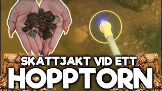 SKATTJAKT VID ETT HOPPTORN MED METALLDETEKTOR MP3