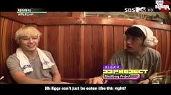 [ENGSUB] 120703 - JJ Project MTV Diary E06
