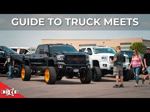 A Guide to Truck Meets