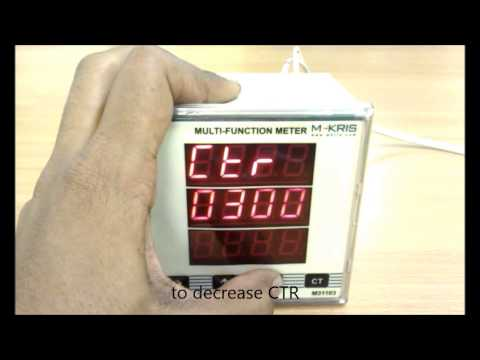 vote no on how to wire acuvim multifunction meter user guide