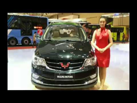 Wuling Motors Confero S ,Hong Guang, Baojun Story