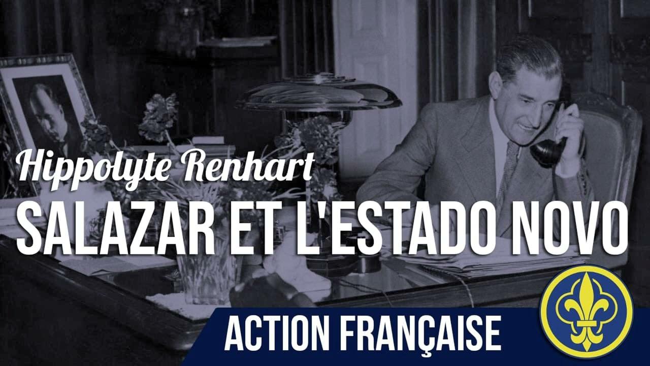Download Salazar et l'Estado Novo - Hippolyte Renhart