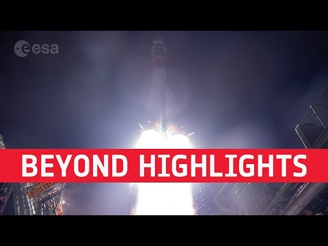 Beyond launch and docking highlights