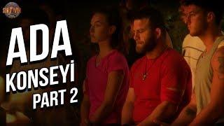 Elenen İsim Ada Konseyi 2. Part   8. Bölüm   Survivor Türkiye - Yunanistan