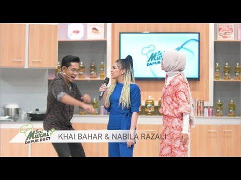 Seri Murni Dapur Duet (2019) | Episod Khai Bahar & Nabila Razali