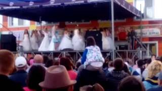 Танец невест 2015 с.Варна.