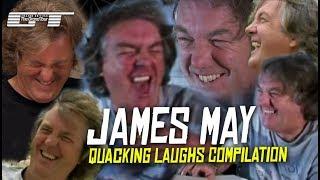 🦆 JAMES MAY Quacking Laughs Compilation (Man Lab Edition)