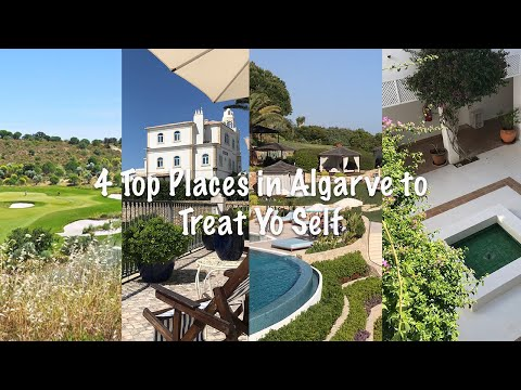 Dahungrycouple explores Algarve EP5: 4 top places to treat yo self