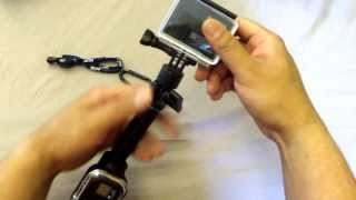 GoPro Remote Pole - Unboxing and Installation