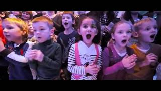 Шоу трансформеров на детский праздник