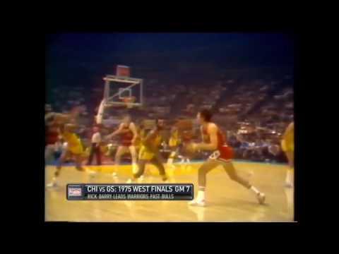 Chet Walker vs Warriors Game 7 1975 WCF