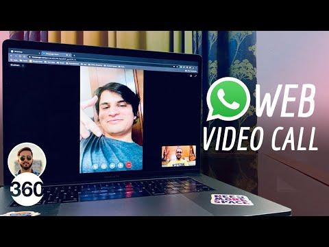 WhatsApp Web Video Call: How to Make Video Calls Via WhatsApp Web