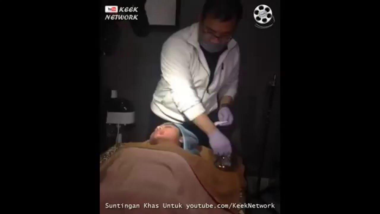 Dewi Persik Sesi Beauty Care Bersama Dokter Rudy Frengki Bhgn 2 - Video Peribadi DePe #39