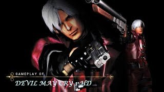 GUESS WHO IS BACK  😍 🖤 DEVIL MAY CRY 1 HD COLLECTION !!!!!